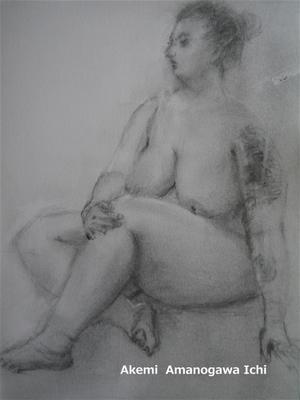 イギリス人ヌード - Akemi Amanogawa Ichi  のギャラリー