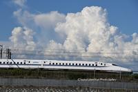 夏雲と新幹線6 - そ~ら、みてごらん