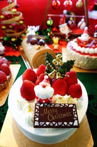 クリスマスケーキ&おせちご予約承り中! - げんきの郷の日々