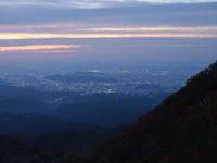 赤城山 鳥居峠からの朝景(1) (2020/10/20撮影) - toshiさんのお気楽ブログ