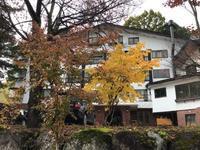 2020/10/24秋も終盤 - ちぃブログ