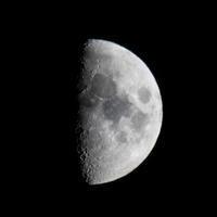 月見宵月八日月 - 月見野営