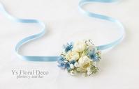 生花のリストレット - Ys Floral Deco Blog