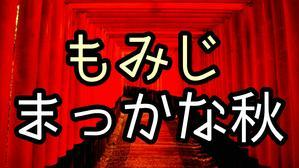 朗読/真っ赤な秋/紅葉/邦楽歌詞を読んでみたシリーズ - 小出朋加(こいでともか)の朗読ブログ