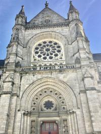 レンヌサン・トバン・バジリカ聖堂福音のノートルダム - L'art de croire             竹下節子ブログ