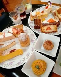 ハロウィンビュッフェランデブーラウンジ2020/10ニューオータニイン札幌 - 食備忘録Blog