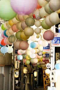 京都の商店街スナップ ** - ふわふわ日和
