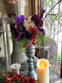 もうすぐハロウィン、お花もハロウィン! - 趣味とお出かけの日記