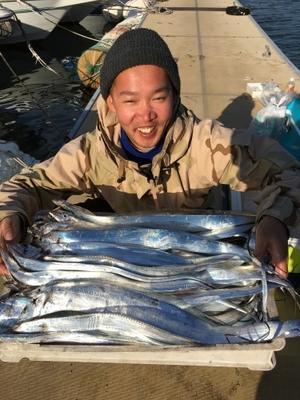 10月25日 太刀魚 - 船福~瀬戸内の釣り情報