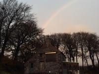 虹が答えてくれました - イギリス ウェールズの自然なくらし