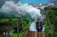 台湾に蒸気機関車が走りました~その様子にとても感動~! - メイフェの幸せ&美味しいいっぱい~in 台湾