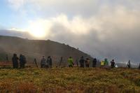 富士山絶景を求めて・・・高ボッチ高原へ行こう!(3)・・・この朝の主役は雲海か♪ - 『私のデジタル写真眼』