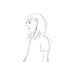 泣けてくる時もあるよ - イラストレーション ノート