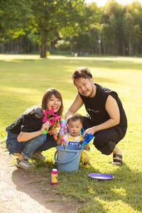 ある日の家族写真 - YUKIPHOTO/写真侍がきる!