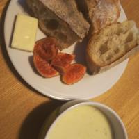 薩摩芋のポタージュ - Hanakenhana's Blog