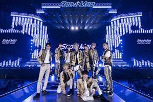 「Snow Man ASIA TOUR 2D.2D.」デビューコンサート - Flower letters