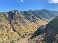 【スクール】小川山春のもどり雪  (10月24日) - ちゃおべん丸の徒然登攀日記