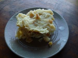 水切りヨーグルトのポテトサラダ -