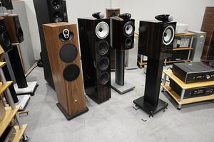 B&W と LINN のスピーカーを鳴らしています - 僕たちのオーディオ by Soundpit