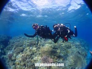 10月27日また行っちゃったよ!!水納島 - 沖縄・恩納村のダイビング・青の洞窟体験ダイビング・スノーケルご紹介