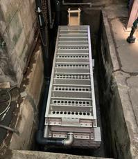 ステンレス製温水器(排水熱交換器)京都の銭湯さんへ納入 - 銭湯・浴場設備の専門メーカー『協和工業株式会社』