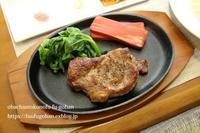 分厚い豚テキ焼いておうちバル開店&今日の琵琶湖 - おばちゃんとこのフーフー(夫婦)ごはん