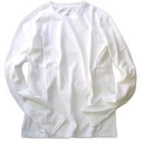 Majestic Filatures マジェスティック・フィラチュール Deluxe Cotton ロングTシャツ - 下町の洋服店 krunchの日記