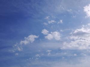 雲の形は風の足跡 -