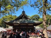 武蔵一宮氷川神社 - オーダー家具の現場レポート