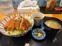 醤油カツ丼@神楽坂店 - ゲストハウス東京