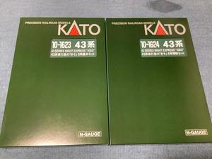 KATO 43系 夜行急行「きそ」入線 - 信州鉄道 -長野県内のローカル線の風景-
