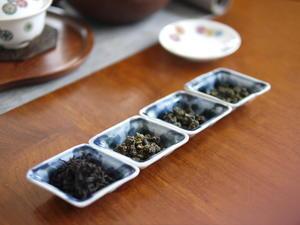 中国茶への思いを茶席に表す -