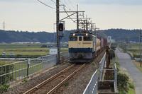 貨物列車 2020.10.28 - 写真ブログ