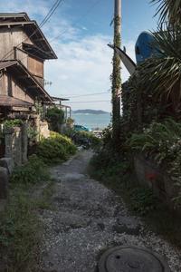 海沿いのカフェ - 気の向くままに…