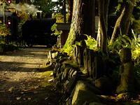 秋の汽車 2 - 汽笛の風景