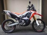 CRF250 RALLY for SALE! - 風魔プラス1世田谷店blog