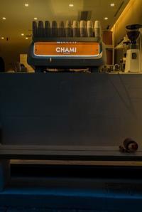 奈良のコーヒースタンド~CHAMI - 十人十色