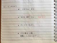 10月28日の夢「238km走る」「松本伊代さん」「カーディガン」「虎」 - 降っても晴れても
