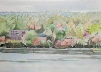 女神湖畔 - ryuuの手習い