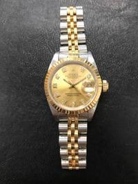 ロレックスの時計買取りました。福山市、大吉サファ福山店です。 - 大吉サファ福山店-店長ブログ