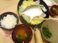 白身魚(ポンフィレpomfret)尾頭付き・簡単酒蒸し!! - まるちゃんのシンプルお家ごはん@シンガポール