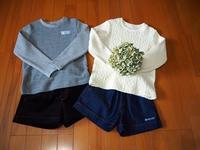 定番ショートパンツとTシャツ - M's Factory