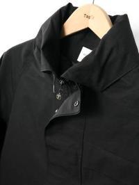 ARAN ツリングジャケット BLACK - 【Tapir Diary】神戸のセレクトショップ『タピア』のブログです
