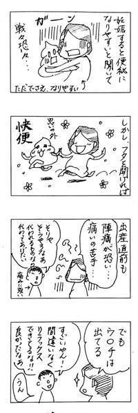 臨月のメンタルバロメーター - 花毛ブログ