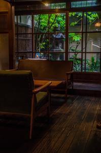 町家のカフェ~cafemarble仏光寺店 - 十人十色