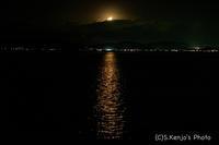 月 - 撃沈風景写真