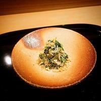 京割烹 料理店「 悠々 」様 に器をご使用頂きました。( 九月のお献立 ③ ) - Salon de deux H