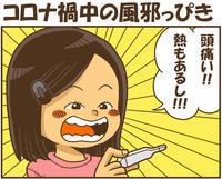 【新型コロナ】コロナ禍中の風邪っぴき - 戯画漫録