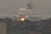 瓦礫の向こう - まずは広島空港より宜しくです。