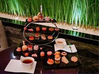 「ANAインターコンチネンタルホテル東京」ルビー色彩とフルーティーさで気分が上がる!ルビーチョコレート・アフタヌーンティーセット期間限定で登場! - 笑顔引き出すスイーツ探究